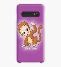 Dani's Monkey Phone Case Case/Skin for Samsung Galaxy