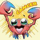 Cancer by Mariana Moreno