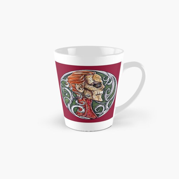 Red Death - coloured version Tall Mug