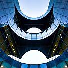 Batman Headquarters by John Velocci
