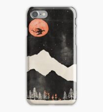Hunter's Moon... iPhone Case/Skin