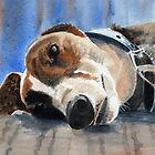 Dog days by Sharon Williamson
