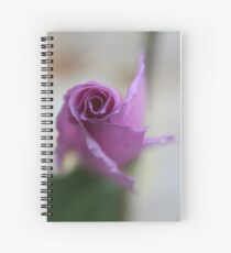 Purple Propellor Spiral Notebook