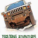 Exploring Adventures by MaluC