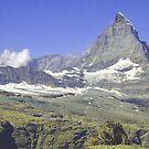 Matterhorn, Zermatt, Switzerland by Monica Engeler