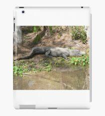 Gator Chillin' iPad Case/Skin