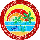 Welcome to Florida True Crime Logo by Deana Greenfield