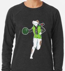 Nippon Marathon: Snuguru Maestro holds his Melon Lightweight Sweatshirt