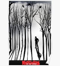 Albtraum im Wald Poster