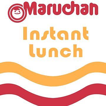 Maruchan Instant Lunch by MarylinRam18