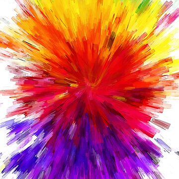 Explosion of Colors by grace-designs