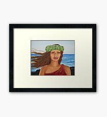 Sea Breeze Framed Print