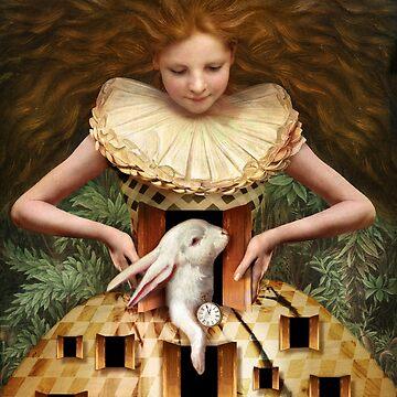 Hello Alice by catrinarno