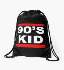 Mochila de cuerdas Niño de los años 90 retro