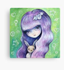 My Eevee Canvas Print