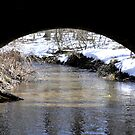 A view thru the tunnel...  - Mt. Gretna, PA by Corkle