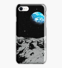 From the Moon iPhone Case/Skin