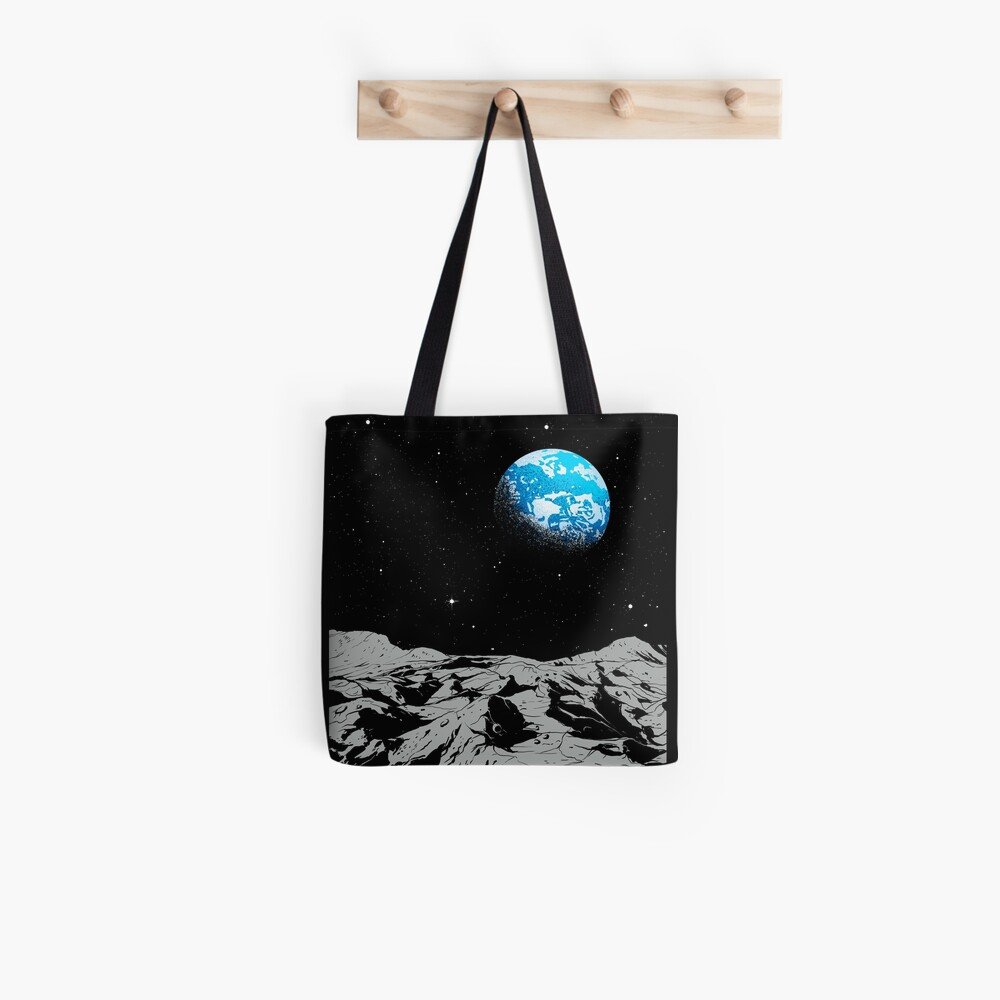 From the Moon Tote Bag