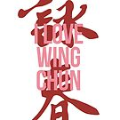 Wing Chun Love (pinkfighter) 2018 by ILoveWingChun