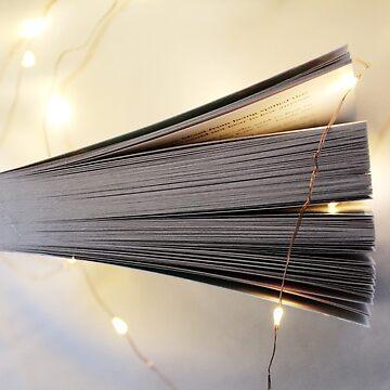 Libro con luces de hadas de DanaAndTheBooks