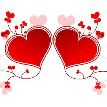 Herzen von THELOUDSiLENCE