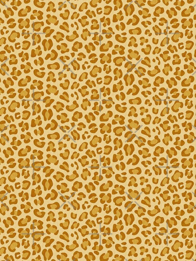 Leopardo - Mostaza Picante de miavaldez