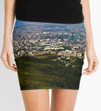 In the vastness of the sky. Mini Skirt