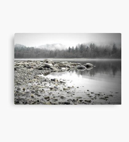 Fraser River Canvas Print