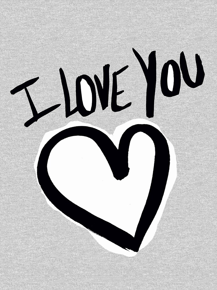 I love You by RanitasArt