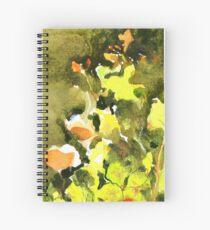 Flower Dance Spiral Notebook