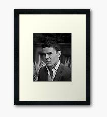 Xavier Framed Print