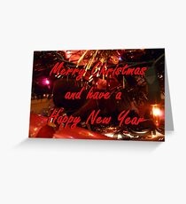 Merry Christmas To All!! Greeting Card