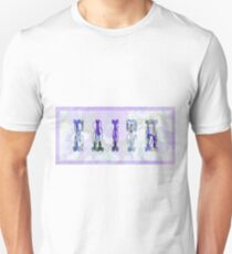 Faith And Wild Violets T-Shirt