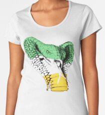 The Viper! Irish Flag Edition Premium Scoop T-Shirt