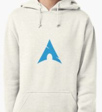 Arch Linux Mug Pullover Hoodie