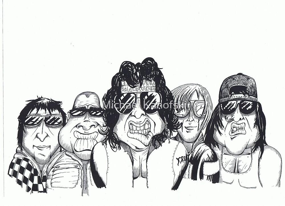 Rock band ! by Michael Kanofski