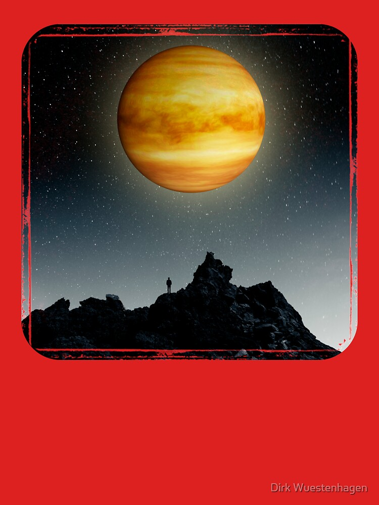 Venus Rising by DyrkWyst