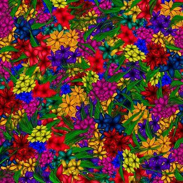 Flower Power by NicoleK-design