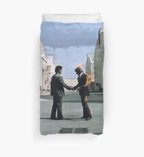 wish you were here - pink floyd Duvet Cover