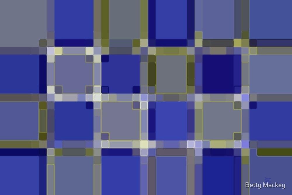 More Blue by Betty Mackey