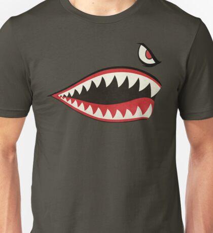 Flying Tigers Nose Art Unisex T-Shirt