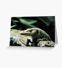Claws of the Dragon Greeting Card