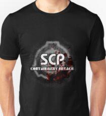 SCP Containment Breach Logo Unisex T-Shirt