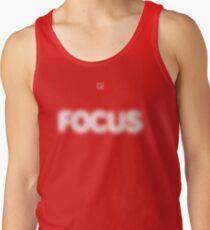 Focus Halftone Tank Top