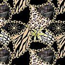 Fashionable abstract. by marinaklykva