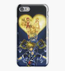 Kingdom Hearts Sora iPhone Case/Skin