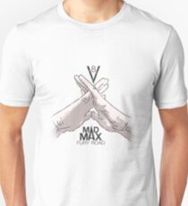 Mad Max: Wut Straße Slim Fit T-Shirt