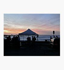 The Band Has Left the Beach - Ocean Beach Series © *featured Photographic Print