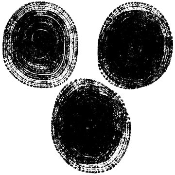 Spot in triplicate by thechillmethod