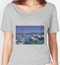Crowded Bay Women's Relaxed Fit T-Shirt